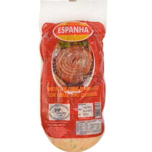 Linguiça tipo Cuiabana congelada Frigo Espanha 900g - Imagem em destaque