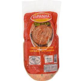 Linguiça tipo Cuiabana congelada Frigo Espanha Bovina c/ Queijo 900g