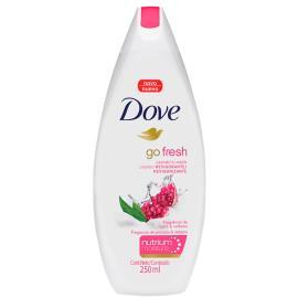 Sabonete líquido para mãos romã e verbena Dove 250ml