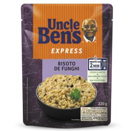 Risoto Funghi Express Uncle Bens 220g