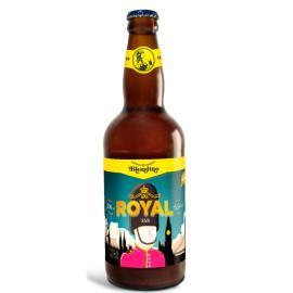 Cerveja royal esb Blondine garrafa 500ml