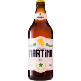 Cerveja Martina Ipa garrafa 600ml