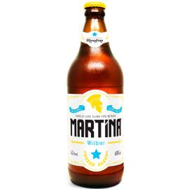 Cerveja Martina witbier Blondine garrafa 600ml