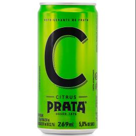Refrigerante Prata Citrus Lata 269ml