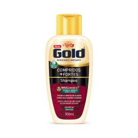 Shampoo compridos+fortes Niely Gold 300ml