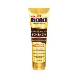 Condicionador bomba hidratação chocolate Niely Gold 150ml