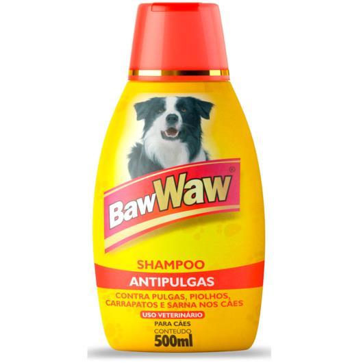 Shampoo antipulgas Rex 500ml - Imagem em destaque