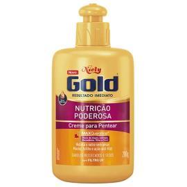 Creme de pentear Niely Gold Nutrição Poderosa 280g