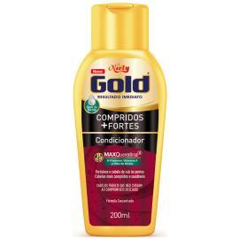 Condicionador Niely Gold Compridos+Fortes 200ml