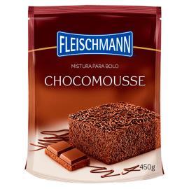 Mistura bolo chocom Fleischmann 450g