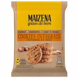 COOKIES MAIZENA INTEGRAL CASTANHA DO PARA 30g