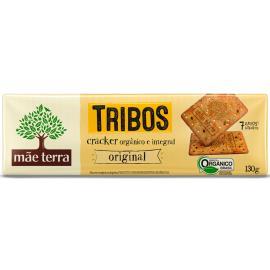 BISCOITO MÃE TERRA TRIBOS CRACKER ORIGINAL 130