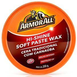 Cera Auto pasta hi-shine soft paste wax ArmoRall 200g