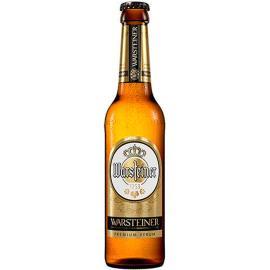 Cerveja premium beer Warsteiner Long Neck 330ml