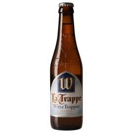 Cerveja witte trappist La Trappe Long Neck 330ml