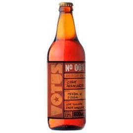 Cerveja pale lager Votus garrafa 300ml