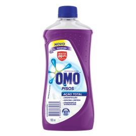 Limpador de Piso Desinfetante Omo Lavanda 900ml