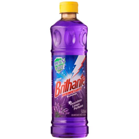 Desinfetante lavanda brilhante 500ml - Imagem em destaque