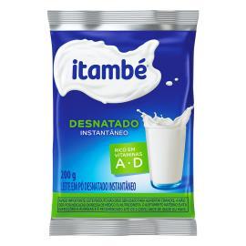 Leite em pó desnatado Itambé 500g