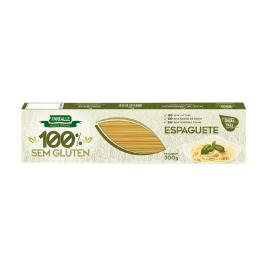Massa Farfalle Espaguete s/ Glúten 300g