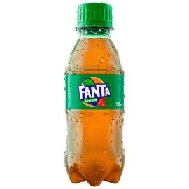 Refrigerante Fanta guaraná pet 200ml