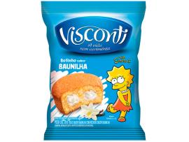 Bolinho baunilha Visconti 35g
