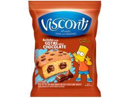 Bolinho gotas de chocolate Visconti 35g
