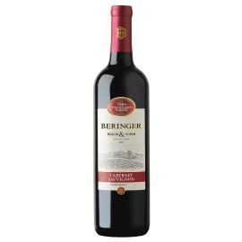 Vinho americano tinto Beringer Cabernet Sauvignon 750ml