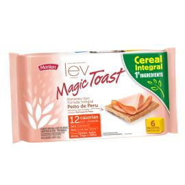 Torrada Integral Peito de Peru Magic Toast 130g