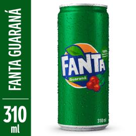 Refrigerante guaraná Fanta lata 310ml