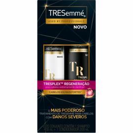Shampoo 400ml + Condicionador 200ml tresplex regeneração Tresemmé