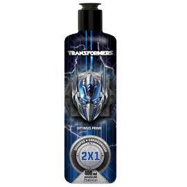 Shampoo 2 em 1 Optimus Prime Tranformers 400ml