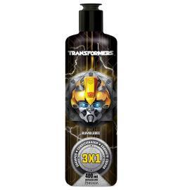 Shampoo 3em1 Bumblebee Tranformers 400ml
