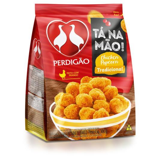 Chicken Perdigão Popcorn Tradicional 300g - Imagem em destaque