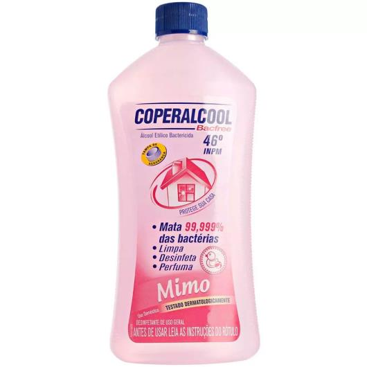 Álcool Coperalalcool Bactericida Mimo 1L - Imagem em destaque