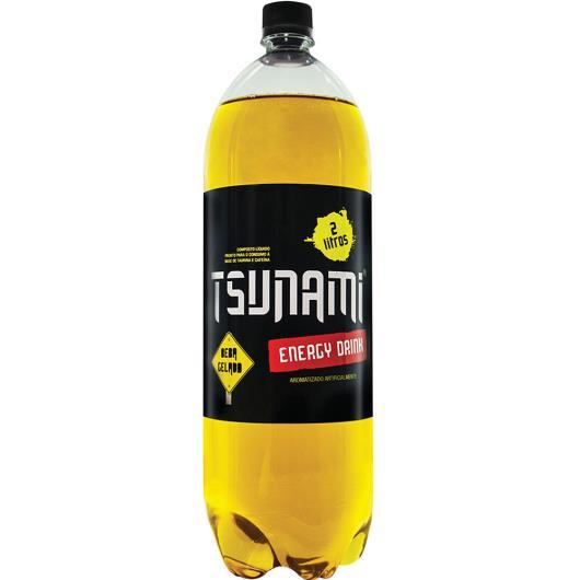 Energético Energy Drink Tsunami pet 2 L - Imagem em destaque