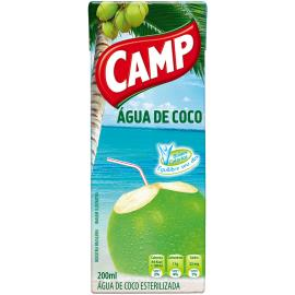 Água de Coco Camp 200ml