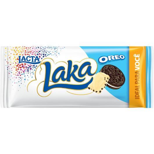 Chocolate Lacta oreo Laka 90g - Imagem em destaque