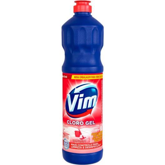 Desinfetante cloro gel floral Vim 700ml - Imagem em destaque