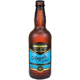 Cerveja Angela Witbier Garrafa 500ml