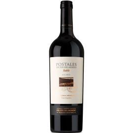 Vinho argentino roble malbec Postales 750ml