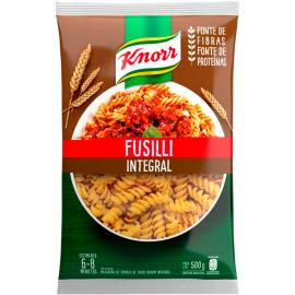 Macarrão Integral Fusilli Knorr 500g