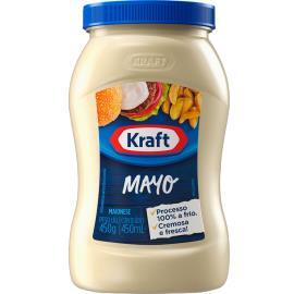Maionese Mayo Kraft 450g