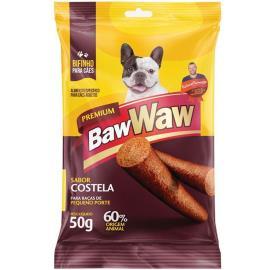 Bifinho para raças pequenas e médias costela Baw Waw 50g