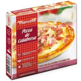 Pizza de calabresa Maricota 120g