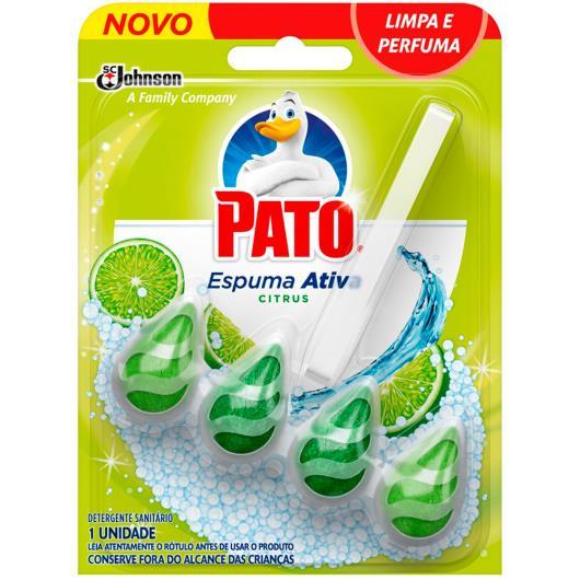 Detergente Sanitário Pato Espuma Ativa Citrus 1 unidade - Imagem em destaque