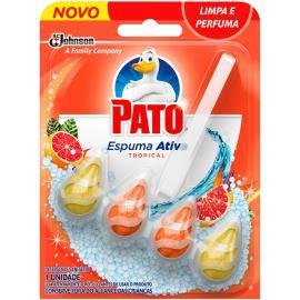 Detergente sanitário espuma ativa tropical Pato unidade