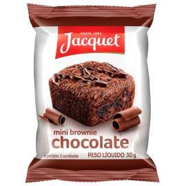 Mini Brownie de Chocolate Jacquet 30g