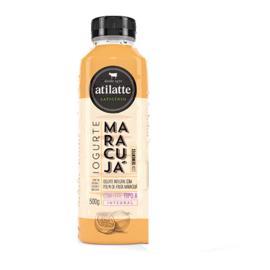 Iogurte Atilatte Desnatado Maracujá 500g