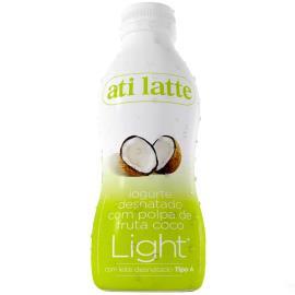 Iogurte Atilatte Desnatado Coco 500g